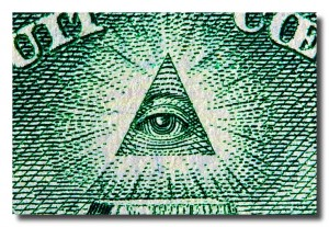Dollar Bill Eye of Providence
